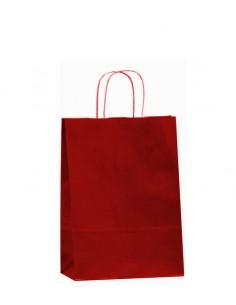 Bolsas Verjurado Rojo 27x12x37 - 10 Unidades