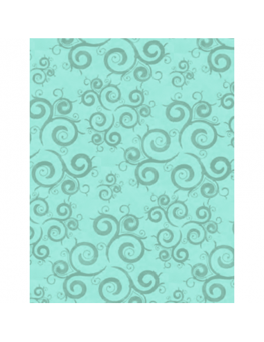 Bobina Papel de Regalo 70 cm. Estampado Plata