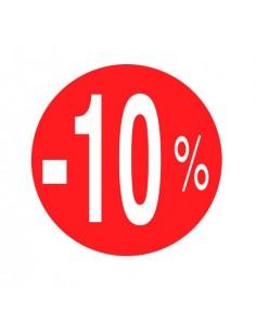 pegatinas-etiquetas-adhesivas--10%-de-descuento-rojo-blanco-35-mm-rollo-500uds