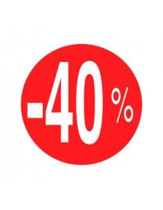 etiquetas-adhesivas--40%-rojo/blanco-rollo-500uds