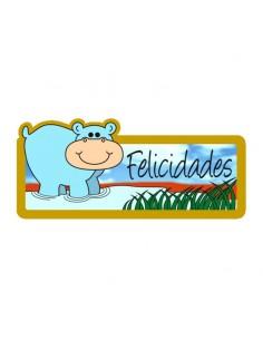 etiquetas-pegatinas-felicidades-hipopotamo-rollo-500uds