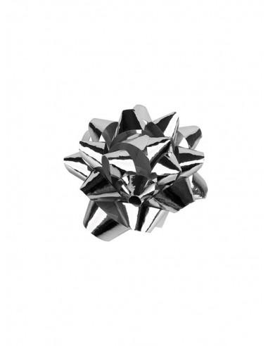 caja-moñas-adhesivas-plata-metalizadas-5,5-cm-100uds