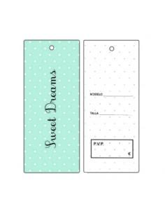 etiquetas-de-cartón-para-textil-ropa-sweet-dreams-verde-paquete-200uds