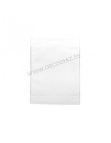 bolsas-blanca-de-tejido-sin-tejer-asa-troquelada-17x22x6,5-cm-caja-200uds