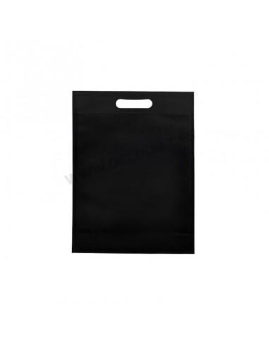 bolsas-negro-de-tejido-sin-tejer-asa-troquelada-17x22x6,5-cm-caja-200uds