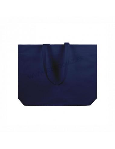 bolsas-de-no-tejido-caly-azul-oscuro-asa-larga-34x26x8-cm-caja-200uds