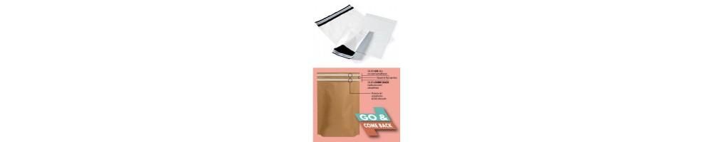 Sobres Adhesivos para Envíos